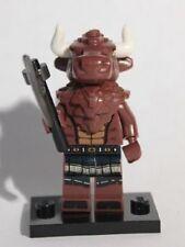 Real Genuine Lego 8827 Series 6 Minifigure no. 8 Minotaur