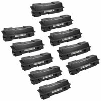 10PK TK-1142 BLACK Laser Toner Cartridge for Kyocera Mita FS-1035 FS1135 M2535dn