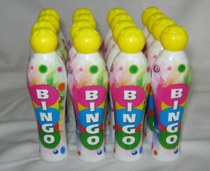 16 Bingo Dabbers, Yellow, 35ml, 2 Packs of 8