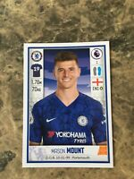 2019/20 PANINI PREMIER LEAGUE #183 MASON MOUNT ROOKIE STICKER CHELSEA