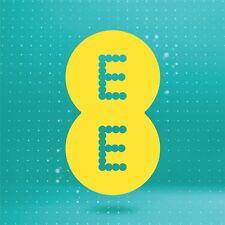 150x EE PayG Sim Cards. Bulk Wholesale Joblot.4g Sim Brand New