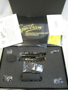 BACHMANN  SPECTRUM 81701  HO 2-10-0 RUSSIAN DECAPOD DCC READY PAINTED UNLETTERED