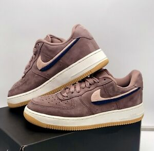 "Nike Air Force 1 Low '07 LUX "" Smokey Mauve "" Size UK 6.5 Jordan / Dunk"