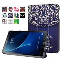 Hülle für Samsung Galaxy Tab A SM-T580 SM-T585 Schutzhülle Case Tasche Cover