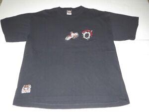 Vintage Harley Davidson Bugs Bunny & Taz Pocket T-Shirt XL