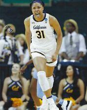 Kristine Anigwe Signed 8 x 10 Photo Wnba Basketball Connecticut Sun Cal Bears