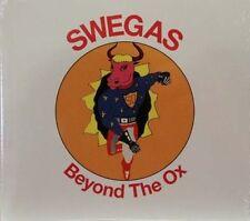 swegas - beyond the ox   digipak CD