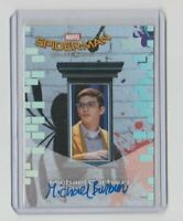 Spiderman Homecoming Autograph Trading Card Michael Barbieri (A)