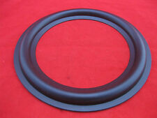 "6.5"" 6.5 inch 165mm Rubber Speaker Surround Repair Woofer Edge Free Shipping"