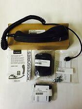 New Oem Motorola Handset Speaker Mic For Cdm1250 Mcs2000 Cm200 Pm400 Hmn1086
