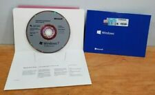 Windows 7 Professional Sp1 X64 Bit Dvd and Product Key *Sealed*