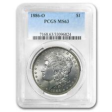 1886-O Morgan Dollar MS-63 PCGS - SKU #43467