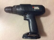 Black & Decker Cordless Drill KC12V - Skin Only No Battery