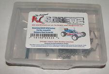 ASSOCIATED RC18T RC SCREWZ SCREW SET STAINLESS STEEL ASS020