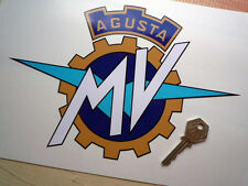 MV AGUSTA 260mm LARGE SIZED Colour Cut MOTORCYCLE STICKER Agostini AGO Brutale