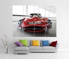 E TYPE JAG GIANT WALL ART PICTURE PRINT POSTER G109