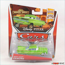 Disney Pixar Cars Body Shop Ramone - Wheel Well Motel series 2013 Mattel #8/11