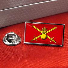 Russian Army Flag Lapel Pin Badge/Tie Pin
