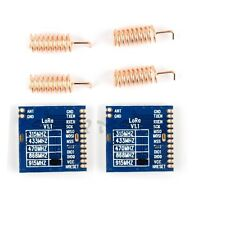 2PCS 915MHz sx1276 LoRa1276 Wireless RF Module, Ultra Long Range Transceiver