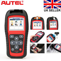 Autel TS501 TPMS Diagnostic Service Tool Code Reader Scanner Program ECU Key FOB