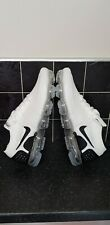 "Nike Air VaporMax Flyknit 2.0 ""white and black"" Men's Trainer size 8"