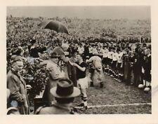 Fußball WM1954, Endspiel Deutschland - Ungarn, Silber für Puskas