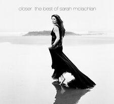 Closer: The Best of Sarah McLachlan [Digipak] by Sarah McLachlan (CD, Oct-2008,