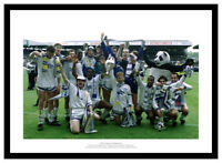 Leeds United 1992 League Division One Champions Team Photo Memorabilia (557)