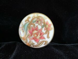 Floral Trinket Box from Hungary