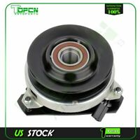 """Electric PTO CLUTCH For Xtreme X0713 Crankshaft 1.125"""" Pulley OD 5.3"""""""