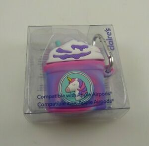 Purple pinks Unicorn shake case compatible with apple airpods pro