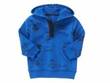 GYMBOREE SPACE VOYAGER NAVY TOGGLE HOODED JACKET 2T 3T 4T 5T NWT