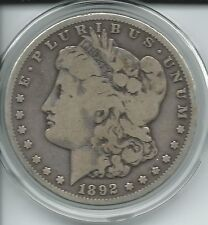 Morgan Dollars  (1892-S) SKU#5333
