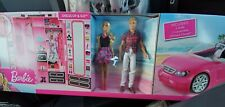 🔥Barbie Ken Dress Up and Go Closet and Vehicle Giftset