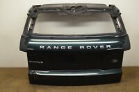 2012-2015 RANGE ROVER EVOQUE 3D TRUNK LID COVER LIFT GATE ASSEMBLY REAR OEM USED