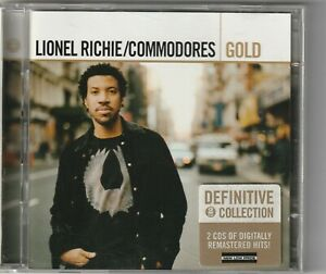 Lionel Richie / Commodores - Gold   2CD  (Motown 2006)
