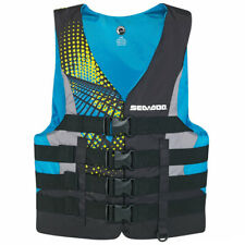 SEADOO PFD MEN'S MOTION AQUA LG & XL