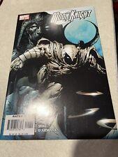 Moon Knight #1- David Finch art- Oscar Isaac to play on Disney+ 1st print