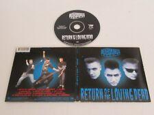 NEKROMANTIX/RETURN OF THE LOVING DEAD(HELLCAT 0445-2) CD ALBUM DIGIPAK