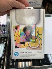 HP - Sprocket Select Photo Printer