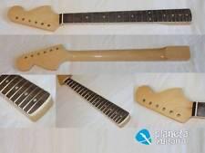 Mastil Strat 21T CBS binding Guitar Neck Stratocaster 21 frets Rosewood