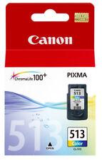 Canon CL-513 ciánico, Magenta, cartucho de tinta amarillo