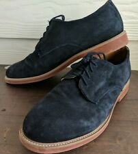 9125545f1dc New Republic By Mark Mcnairy Men s Oxfords Shoes Size 11 Suede Casual Navy  Blue