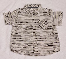 Unbranded Short Sleeve Striped Shirts (2-16 Years) for Boys