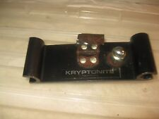 Motorcycle Kryptonite Lock Carrier Mount Bracket