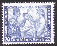 Deutsches Reich Nr.505A ungestempelt mit Farb-Foto-Befund Dr.Oechsner 20 Pfennig
