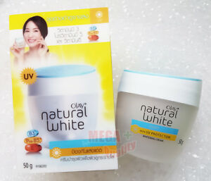 OLAY NATURAL WHITE HEALTHY FAIRNESS DAY CREAM SPF24 50g