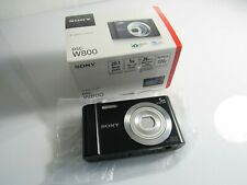 SONY Cyber-shot 20.1 MP  DSC-W800 Digital Camera