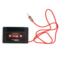 Audio Car Cassette Tape Adapter Converter 3.5 MM For Iphone Ipod Phone MP4 MP3 A