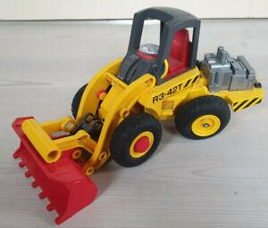 ** Playmobil 3934 Radlader - R3-42T - mit beweglicher Vorderachse **